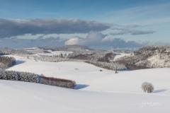 Oberhenneborn im Winter 22