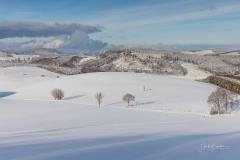 Oberhenneborn im Winter 25
