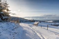 Oberhenneborn im Winter 33