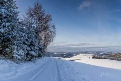 Oberhenneborn im Winter 36