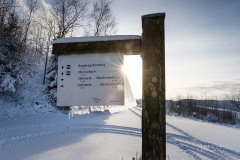 Oberhenneborn im Winter 38