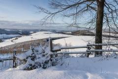 Oberhenneborn im Winter 40
