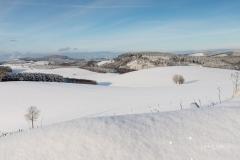 Oberhenneborn im Winter 44