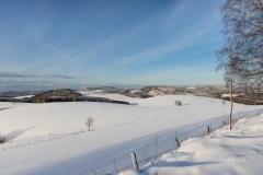 Oberhenneborn im Winter 45