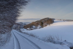 Oberhenneborn im Winter 58