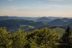 Aussicht von der Knochenspitze im Frühjahr 2021 - 6