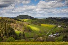 Aussicht vom Lingelscheid bei Oberkirchen 2