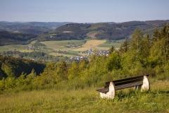 Blick von der Markshöhe auf Wenholthausen