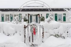 Schmallenberg-Schanze im Winter 23