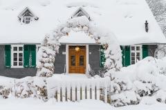 Schmallenberg-Schanze im Winter 11