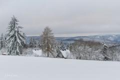 Schmallenberg-Schanze im Winter 10