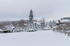 Schmallenberg-Schanze im Winter 9