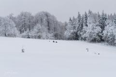 Schmallenberg-Schanze im Winter 8