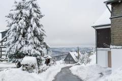 Schmallenberg-Schanze im Winter 7