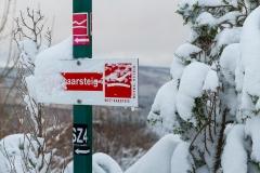 Schmallenberg-Schanze im Winter 5