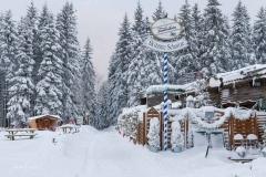 Schmallenberg-Schanze im Winter 4