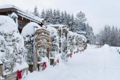 Schmallenberg-Schanze im Winter 2