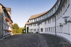 Rathaus und Schmalen Haus in Schmallenberg
