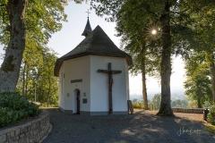 Waldskulpturenweg  Kapelle Unterm Werth
