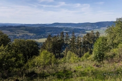 Aussicht vom Wilzenberg auf Gleidorf 1