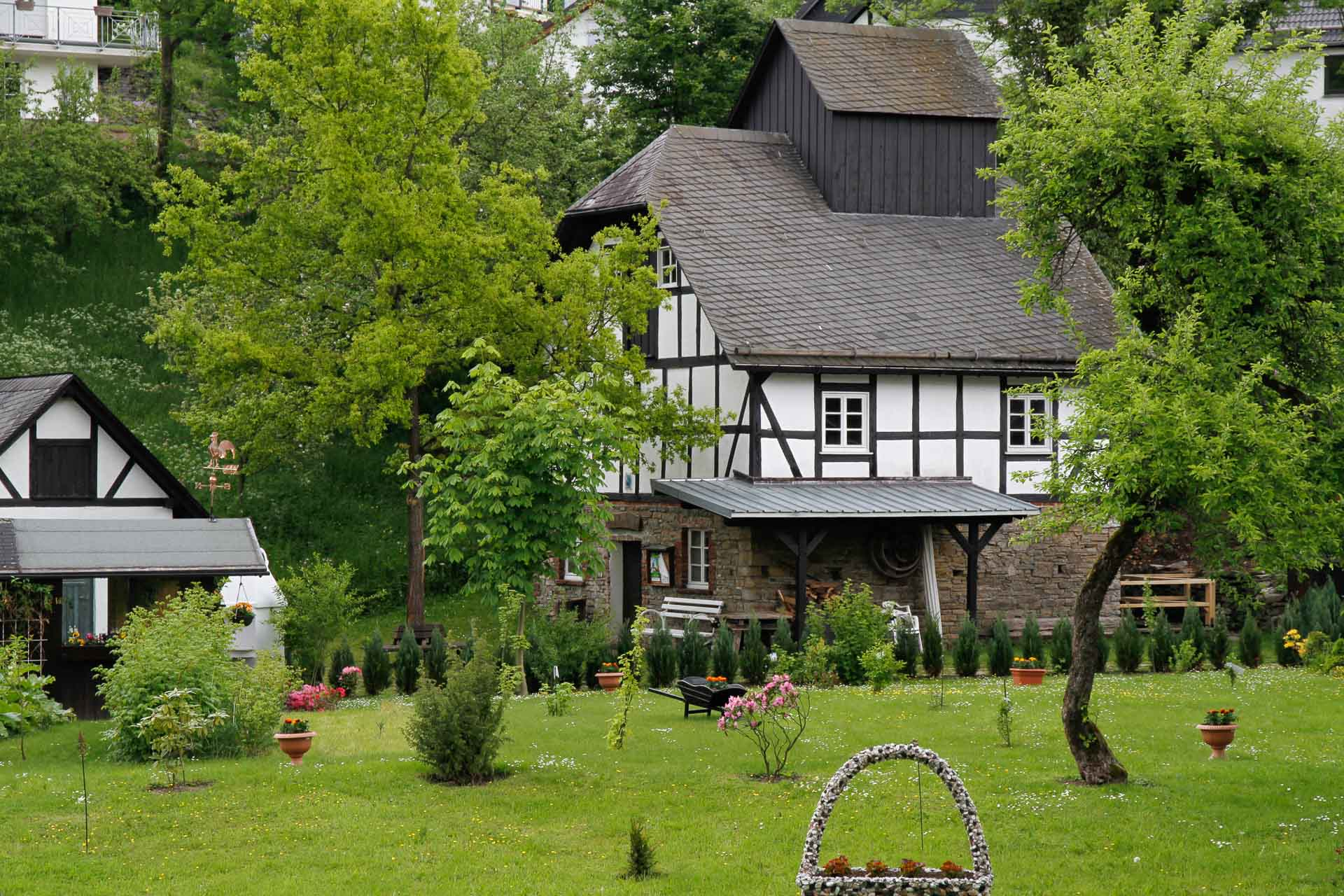 Alte Mühle in Cobbenrode