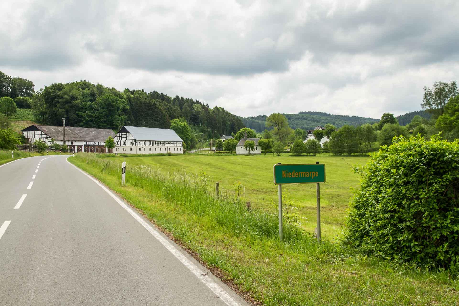 Eslohe - Niedermarpe