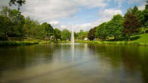 Kurpark in Elkeringhausen