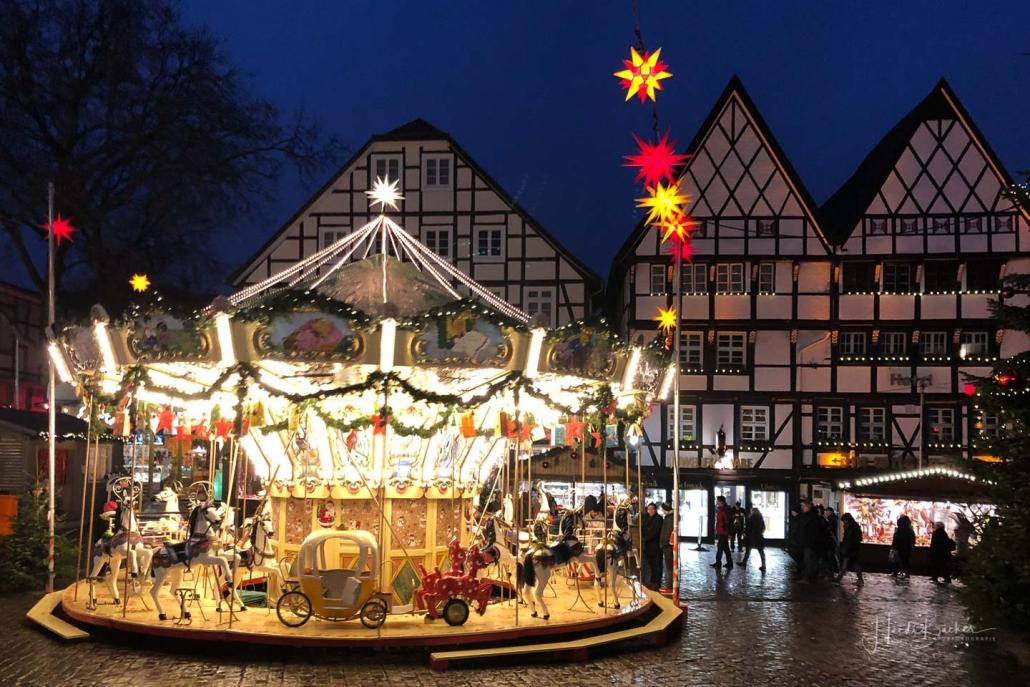 Soester Weihnachtsmarkt 2021